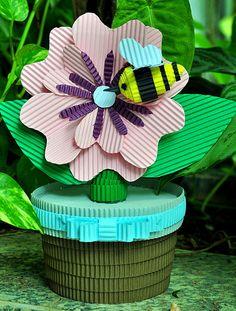 Paper craft by Katrina Alana