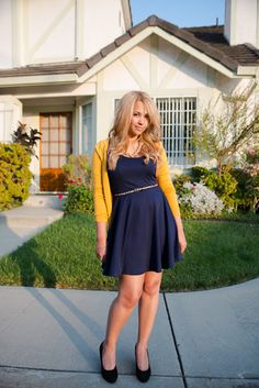 9e47cdf3685 10 Best Mustard Cardigan (How to Wear) images