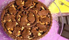 #chocolade- appelpaastaart #lekker #recept #recipe #pasen #genieten www.landidee.nl