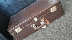 Leuke oude koffer