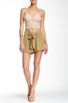 Cute, slouchy shorts.