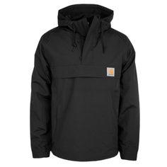 Carhartt Nimbus Windbreaker Jacket black - Between-seasons Summer Jacket | eBay