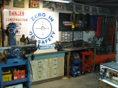 What's on your walls? Neat storage ideas! - Page 2 - The Garage Journal Board