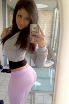 Yoga pants are the devils skin!!