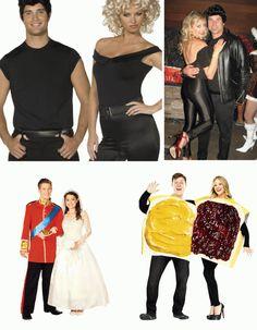 Disney Couple Costumes on Pinterest | Homemade Disney Costumes ...