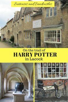 On the trail of Harry Potter in Lacock, Harry Potter locations, prettiest village UK, medieval village England, timber-framed village, Harry Potter filming locations