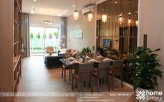 Thiết kế thi công nội thất chung cư – nhà mẫu Ecolife Capitol diện tích 103m2