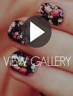 Easy nail art: 10 shaky-hand friendly DIY styles