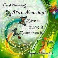 ???Good morning