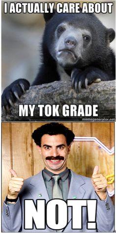 Easiest grade ever.