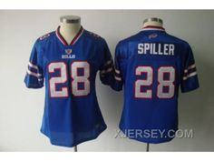 http://www.xjersey.com/new-women-nfl-buffalo-bills-28-spiller-blue.html NEW WOMEN NFL BUFFALO BILLS #28 SPILLER BLUE Only $34.00 , Free Shipping!
