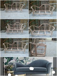 Sofa Design, 3d Design, Interior Design, Furniture Decor, Furniture Design, Green Sofa, Sofa Frame, Dining Room Chairs, Sofa Set