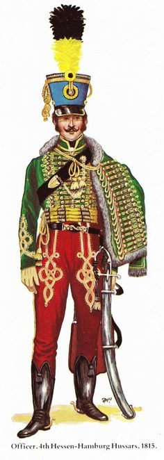 Best Uniform - Page 186 - Armchair General and HistoryNet >> The Best Forums in History Military Art, Military History, Best Uniforms, Military Uniforms, Austrian Empire, Battle Of Waterloo, Napoleonic Wars, Toy Soldiers, Illustration