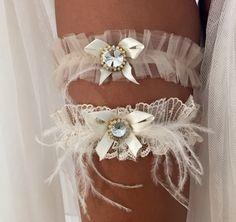 A personal favorite from my Etsy shop https://www.etsy.com/il-en/listing/467410191/lace-garter-belt-sexy-wedding-garter
