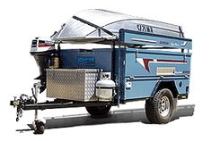 Adventure Camping and Off Road Trailers - Cape York - Camper Trailer
