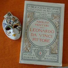 Leonardo Da Vinci #libro #leonardo #da #vinci #pittore #zanichelli #pittura #vintage #capolavori #arte #disegni