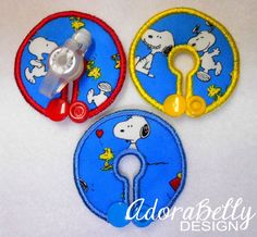 Snoopy Peanuts Gtube Covers Gtube Pads Mic-Key Mickey Button Snoopy on Blue Fabric by AdorabellyDesign on Etsy