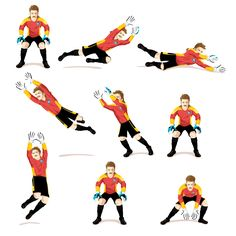 Pedro Paprika – Sprite Sheet for the TUC soccer game