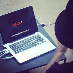 #MARSX http://instagr.am/p/O2qmk7APp_/