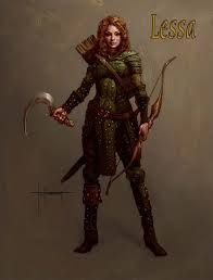 Image result for female ranger