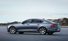 2017 Volvo S90: A New, Swedish Flagship Sedan - Photo Gallery of Official Photos and Info from Car and Driver - Car Images - Car and Driver