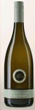 Kim Crawford Pinot Gris (2007), a Marlborough Pinot Grigio by Kim Crawford Wines