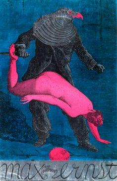 Max Ernst. Martin Sharp.