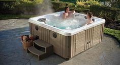 Master spa award-winning portable spas.