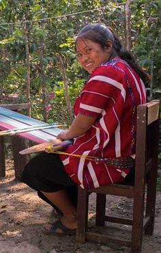Diez Horas - Blog Mexique - Uekani textile tissage