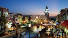 The Venezia Hua Hin , Thailand  - just one of many sights and attractions in the area