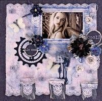 A Project by reneabouquets from our Scrapbooking Gallery originally submitted 01/12/13 at 08:53 AM
