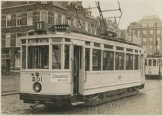 London Transport, Public Transport, Tramway, Beautiful S, The Hague, Busses, Old Pictures, Old And New, Note Cards
