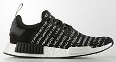adidas NMD Brand With the 3 Stripes Pack Black (1)