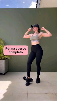 Stairs Workout, Gym Workout Tips, Fitness Workout For Women, Easy Workouts, Fitness Goals, Workout Videos, Fitness Tips, Fitness Motivation, Full Body Workouts