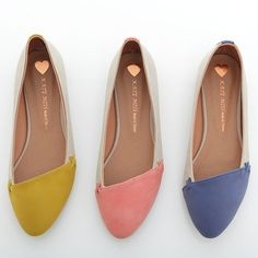 BN effortless ballet flat loafers