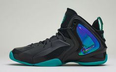06/3/14: Nike is Set to Release the Lil Penny Posite 'Hyper Jade'; the One Cent Mashup Drops on June 7, 2014. #kicks #sneakers #Nike #PennyHardaway #LilPenny #LilPennyPosite #HyperJade #SLAMMagazine