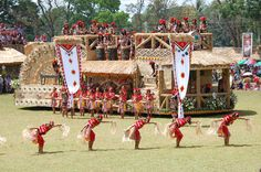 Kaamulan Festival is the annual gathering of Bukidnon's