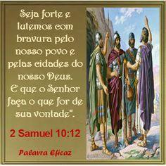 Palavra e Ação : 2 Samuel 10 Comentários: Pr.  Heber Toth Armí