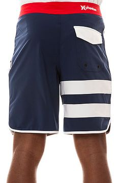 Hurley The Phantom Block Party Solid Boardshorts in Blue for Men (Legacy  Navy)