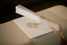 ventaglio nozze e libretto messa