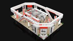 Exhibition Stall Design, Exhibition Room, Exhibition Ideas, Exhibition Stands, Kuala Lumpur City, Stand Design, Trade Show, Pavilion, Gallery