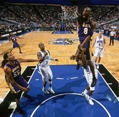 Kobe Bryant vs Dwight Howard