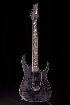 Ibanez J Custom 2012 RG JCRG20126 Black Opal.  Not normally a fan of black guitars but this is nice.