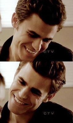 Paul wesley I am team Damon (as you van see on my board xD) but I definately love this picture *-*