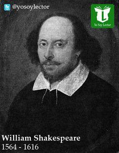 Fue un dramaturgo, poeta y actor inglés. Conocido en ocasiones como el Bardo de Avon, Shakespeare es considerado el escritor más importante en lengua inglesa y uno de los más célebres de la literatura universal.