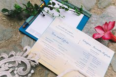 Wedding Invitations for a Beach Wedding   http://brideandbreakfast.ph/2015/08/04/rustic-and-right-by-the-sea/   Photography: Air Balloon Project