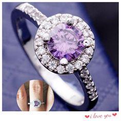 Fashion Cz Diamond Ring