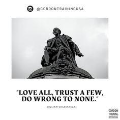 #love #trust #bekind #gordonmodel #gordontraining Good Parenting, Relationship Tips, Leadership, Trust, Bring It On, Training, Hacks, Work Outs, Excercise