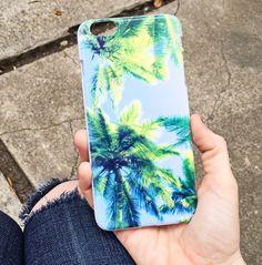 Beach Palm Trees iPhone 6 Cover | IZZY California – Izzy California