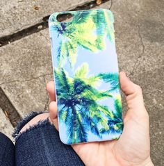 Beach Palm Trees iPhone 6 Cover | IZZY California – Izzy California